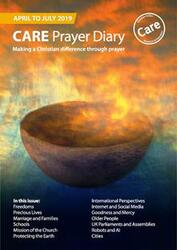 CARE PRAYER DIARY