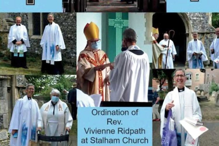 VIV RIDPATH ORDINATION 2