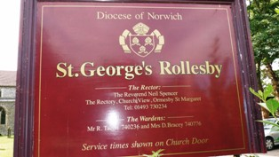 ST GEORGES ROLLESBY 2
