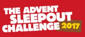 ADVENT SLEEPOUT 2017
