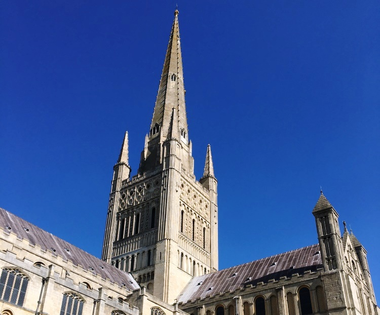 NORWICH CATHEDRAL ruth starkin
