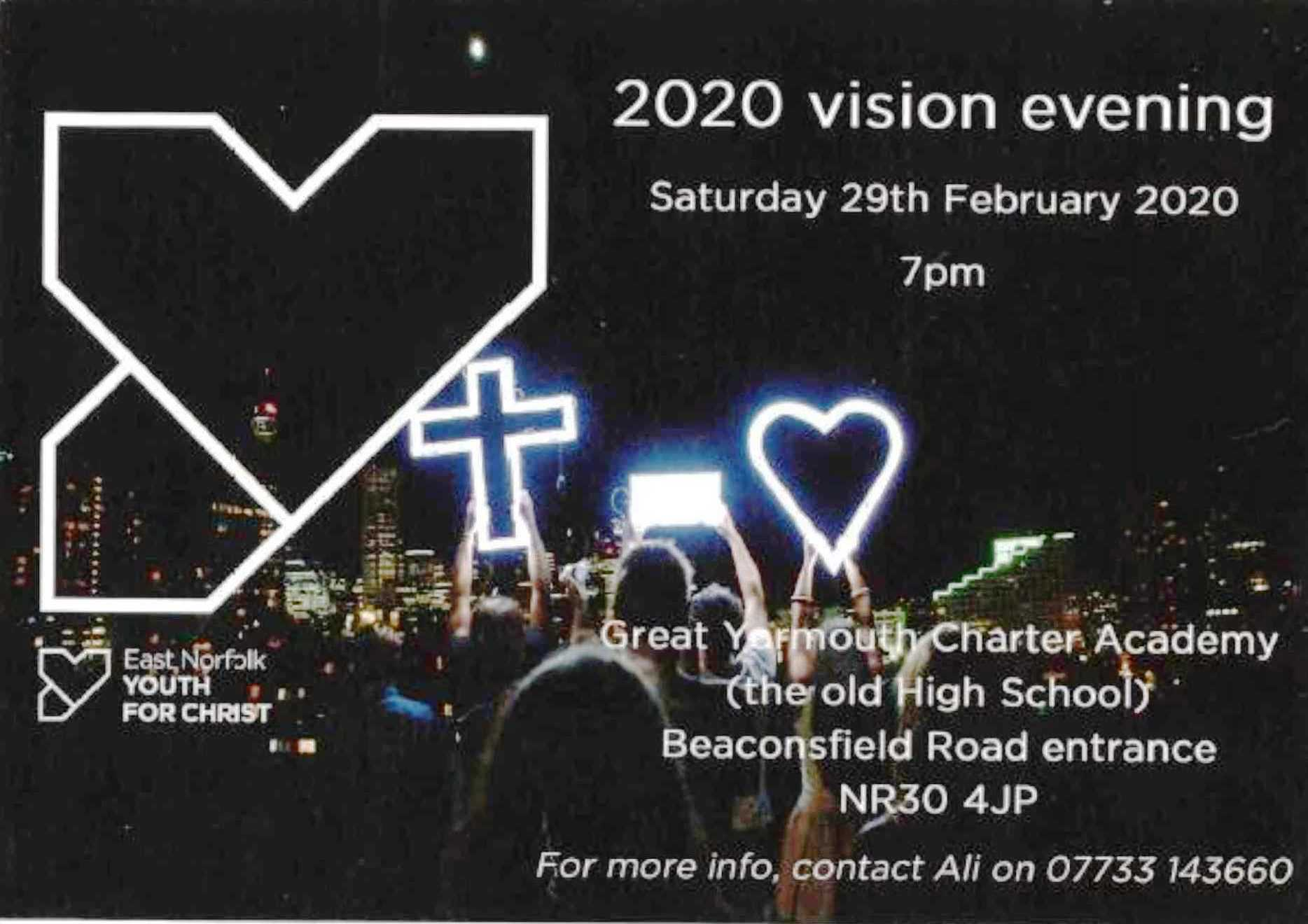 VISION EVENING 02-2020
